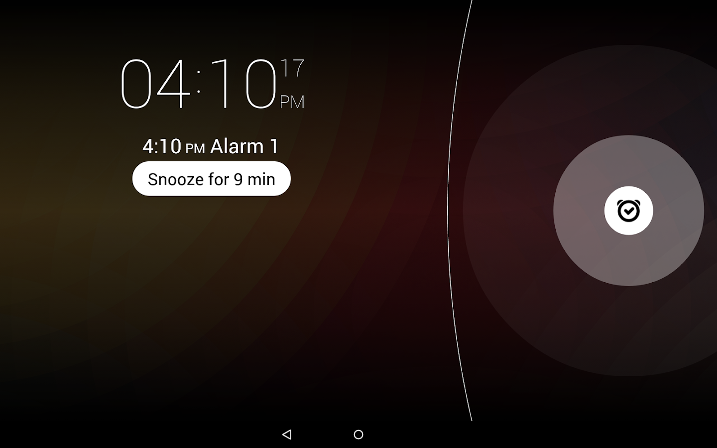 Alarm Clock Screenshot 15