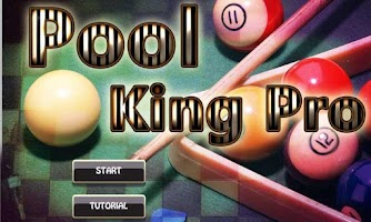 Screenshot of Pool King Pro
