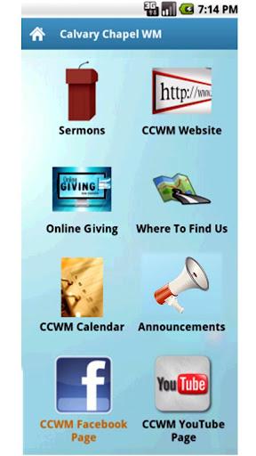 Calvary Chapel WM