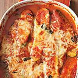 char baked tomato zucchini and eggplant recipes dishmaps char baked ...