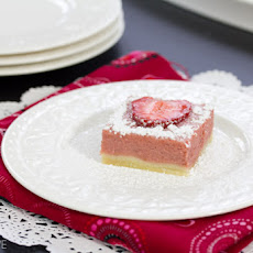 Strawberry Bars