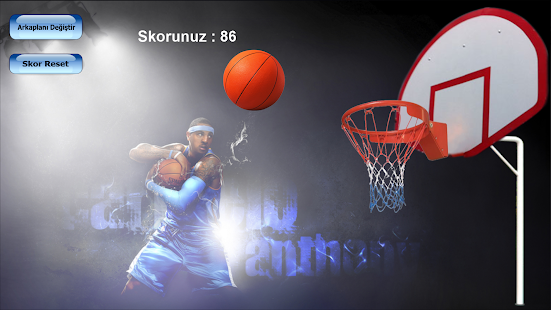 Freestyle Basketball Shooter - screenshot