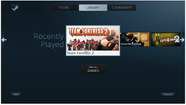 In-home streaming comes to Steam