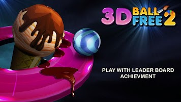 Screenshot of 3D BALL FREE - 2