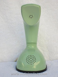 Desk Phones - L M Ericcson Green 1