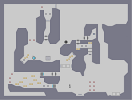 Thumbnail of the map 'Incognito In My Asylum'