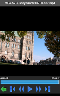 MP4 HD FLV Video Player- screenshot thumbnail