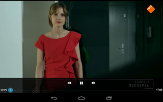 Screenshot of NPO