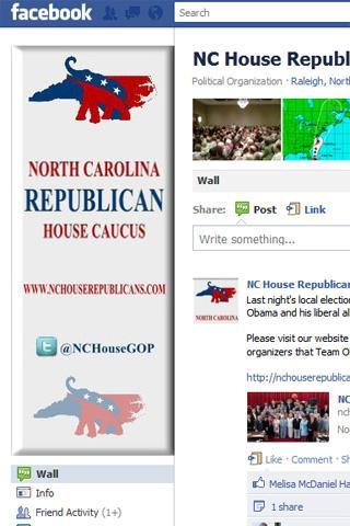 NC House Republicans