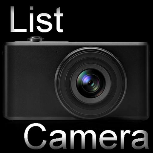 摄影のリストカメラ LOGO-記事Game