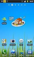 Screenshot of Burn the Turkey - Widget