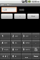Screenshot of Aviation FlightTime Calculator