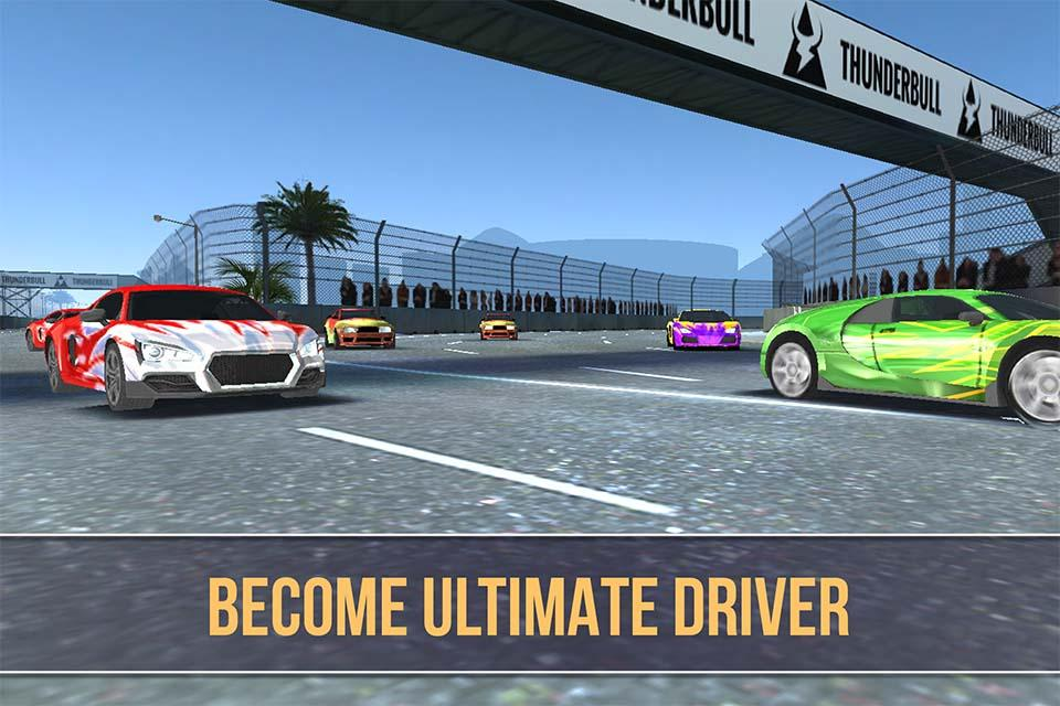 Speed Cars: Real Racer Need 3D Screenshot 2