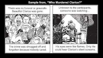 Screenshot of Chick Tracts 2 - English