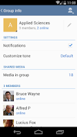 Screenshot of Telegram S [BETA]