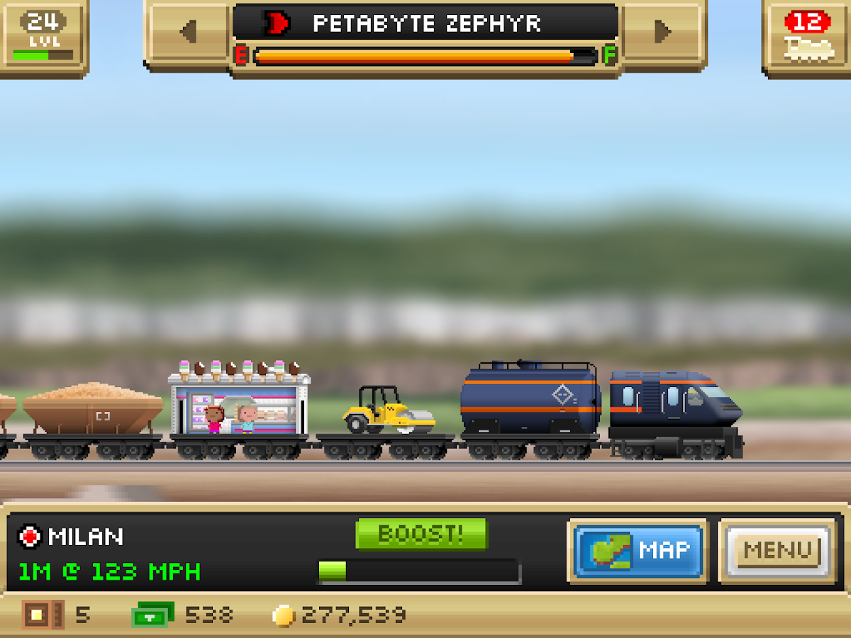Pocket Trains Screenshot 7