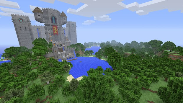 Minecraft on PS4 to offer worlds 36 times the size of those on PS3