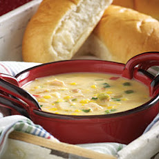 Turkey-Vegetable Chowder