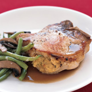 Stuffed Pork Chops Sauce Recipes