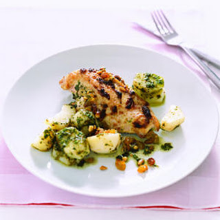 Pesto Potato Chicken Recipes