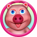 My Talking Pig Virtual Pet APK for Bluestacks
