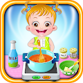 Game Baby Hazel Kitchen Time APK for Kindle
