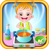 Game Baby Hazel Kitchen Time version 2015 APK