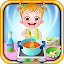 Download Android Game Baby Hazel Kitchen Time for Samsung