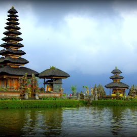 Bali Indonesia  by Lem Kenhook - Landscapes Travel