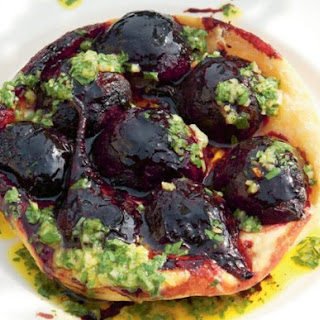 Baby Beet Tarte Tatin from 'River Cottage Veg'