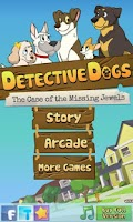 Screenshot of Detective Dogs Free
