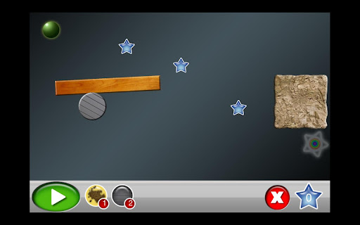 Goal - A Physics-based Puzzle