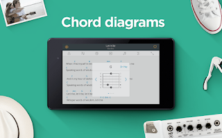 Screenshot of Ultimate Guitar Tabs & Chords