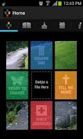 Screenshot of NewLife - International