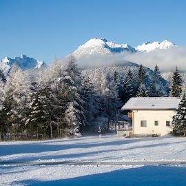 by Robert Ampoitan - Landscapes Travel ( winter, cold, snow,  )