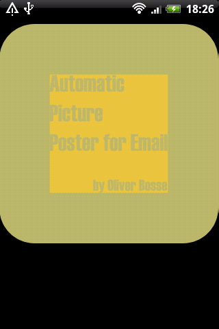 Auto Picture Poster Email FREE
