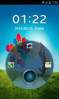 Screenshot of Galaxy S4 Go Locker Theme