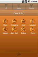 Screenshot of Halloween Pumpkin Theme Free