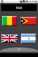 Screenshot of Name the Flag