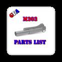 M203 Parts List icon