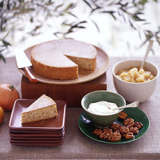 Walnut-Olive-Oil Cake