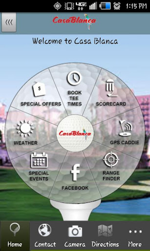 Casa Blanca Golf Club