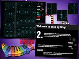 Screenshot of Step by Step HD