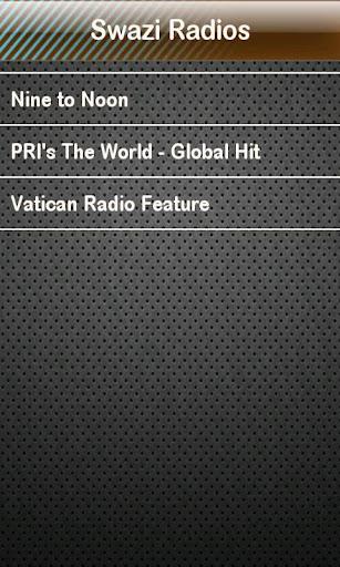 【免費娛樂App】Swazi Radio Swazi Radios-APP點子