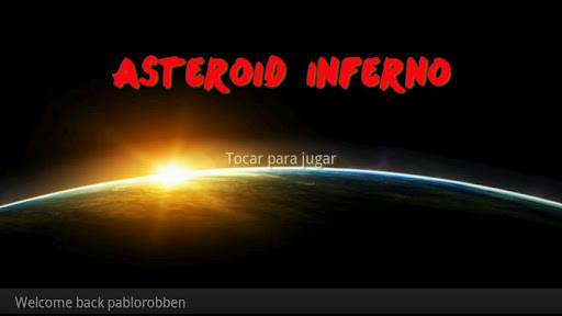 小惑星のインフェルノ