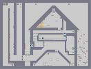 Thumbnail of the map 'The dangerous attic of a dangerous house'