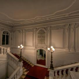 HGZ by Miro Cindrić - Buildings & Architecture Other Interior ( hgz, koncerti, unutrašnjost, arhitektura, stepenice )