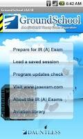 Screenshot of JAA IR Instrument Rating Prep
