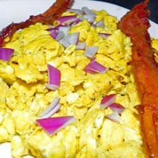 Curried Scrambled Egg