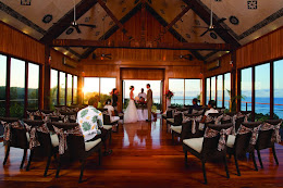 Wedding at the Outrigger on the Lagoon Chapel
